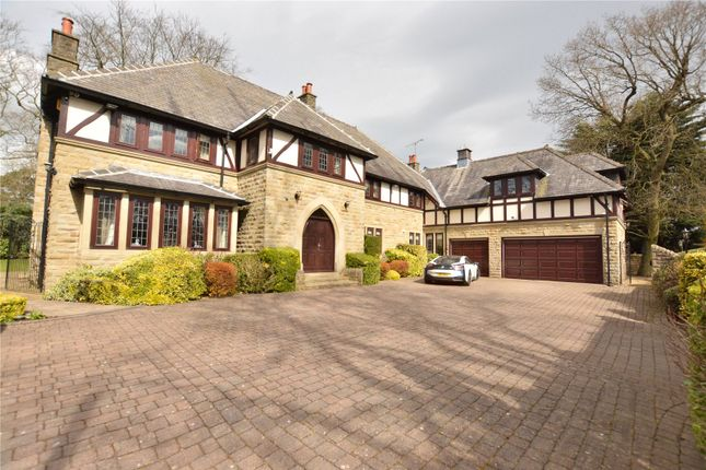 Thumbnail Detached house for sale in Tudor Lodge, Ling Lane, Scarcroft, Leeds, West Yorkshire