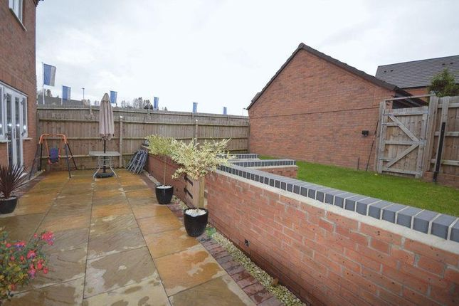 Thumbnail Detached house for sale in Lineton Close, Lawley Village, Telford