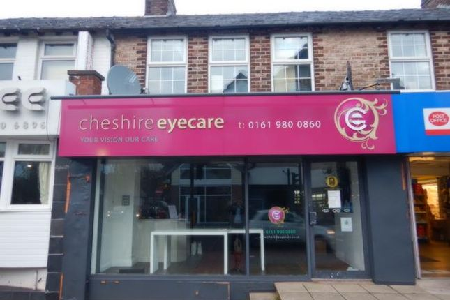 Thumbnail Retail premises to let in 311 Hale Road, Hale Barns, Altrincham, Cheshire