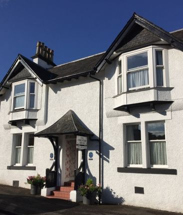 Thumbnail Hotel/guest house for sale in Greenock, Renfrewshire