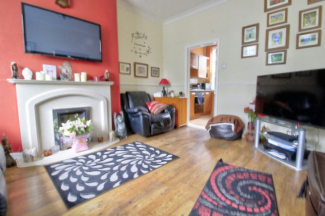 Living Room of Allinson Street, North Ormesby, Middlesbrough TS3