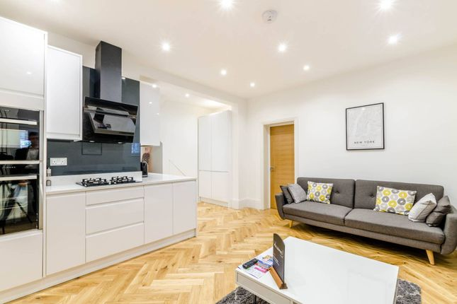 Thumbnail Flat to rent in Horn Lane, North Acton