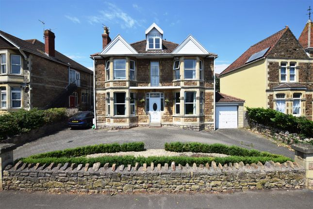 Thumbnail Detached house for sale in Beach Road East, Portishead, Bristol