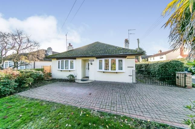 Thumbnail Bungalow for sale in Great Horkesley, Colchester, Essex