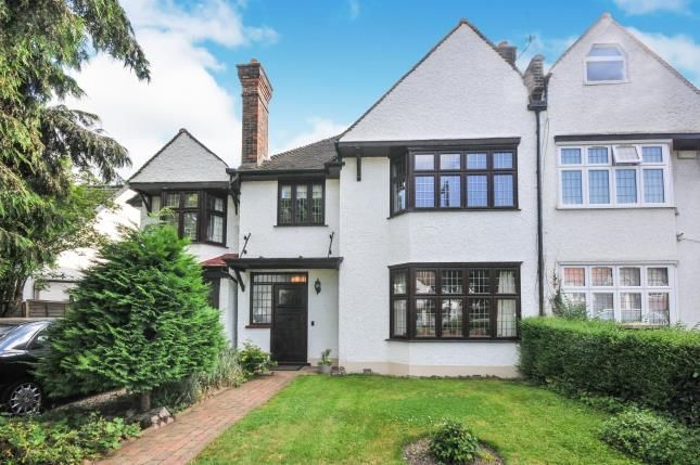Thumbnail Semi-detached house for sale in Norbury Avenue, Norbury