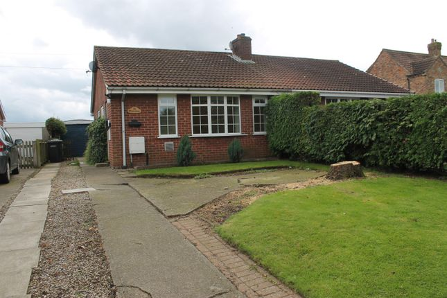 Thumbnail Semi-detached bungalow for sale in River View, Linton On Ouse, York