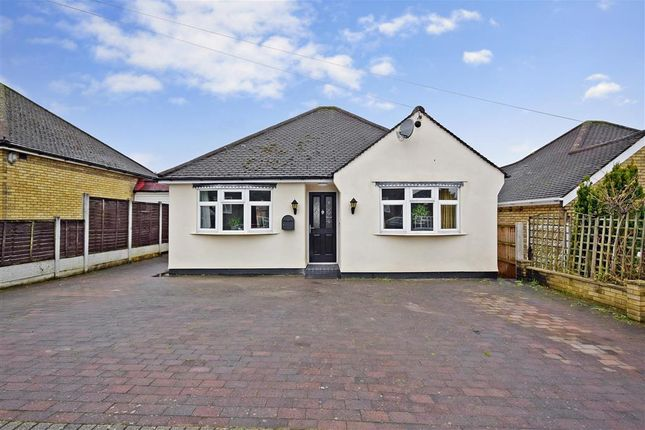 Thumbnail Detached bungalow for sale in Mascalls Gardens, Brentwood, Essex