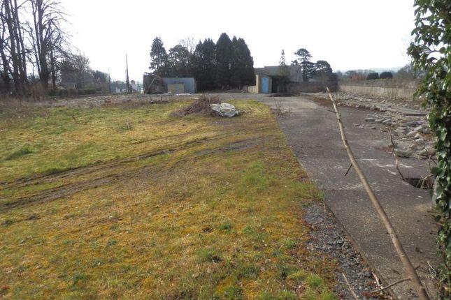 Thumbnail Land for sale in Ystrad Aeron, Felinfach, Lampeter, Ceredigion