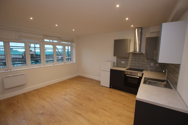 Thumbnail Flat to rent in Wembley Hill Road, London