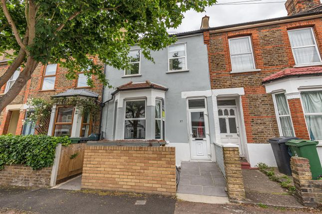 Thumbnail Terraced house for sale in King Edward Road, London