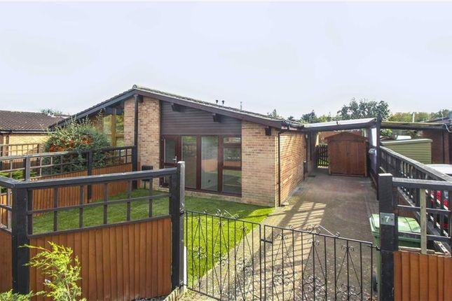 Thumbnail Semi-detached bungalow to rent in Bessemer Court, Blakelands, Milton Keynes, Buckinghamshire