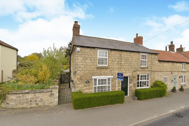Thumbnail Terraced house for sale in Main Street, Amotherby, Malton