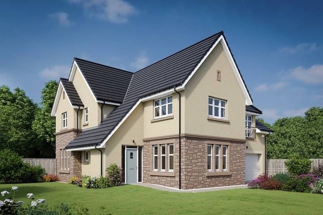 "Thumbnail Detached house for sale in ""The Lowther"" at Newmills Road, Balerno"