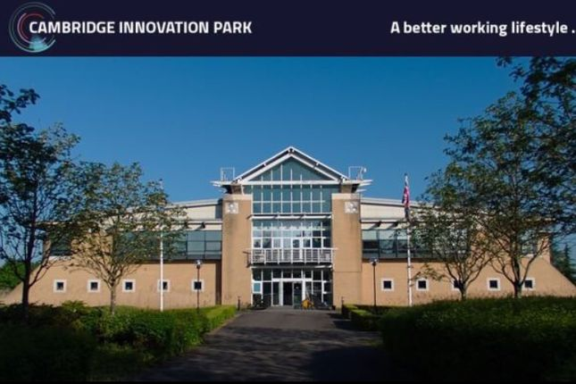 Thumbnail Commercial property to let in Cambridge Innovation Park, Denny End Road, Cambridge