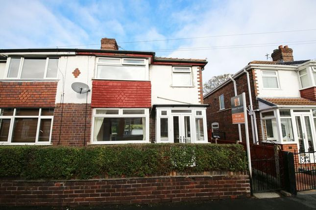 Thumbnail Property to rent in Ivy Street, Runcorn