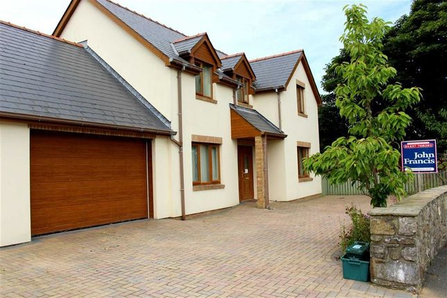 Thumbnail Detached house for sale in The Crescent, Johnston, Haverfordwest