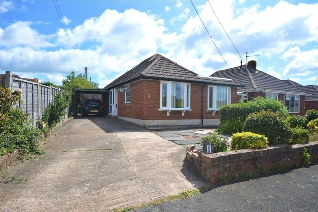 Thumbnail Detached bungalow to rent in Elmfield Crescent, Exmouth