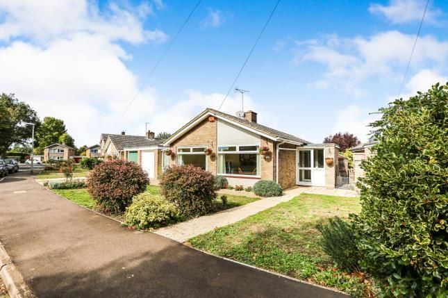 Thumbnail Bungalow for sale in Riverside Gardens, Langford, Biggleswade, Bedfordshire