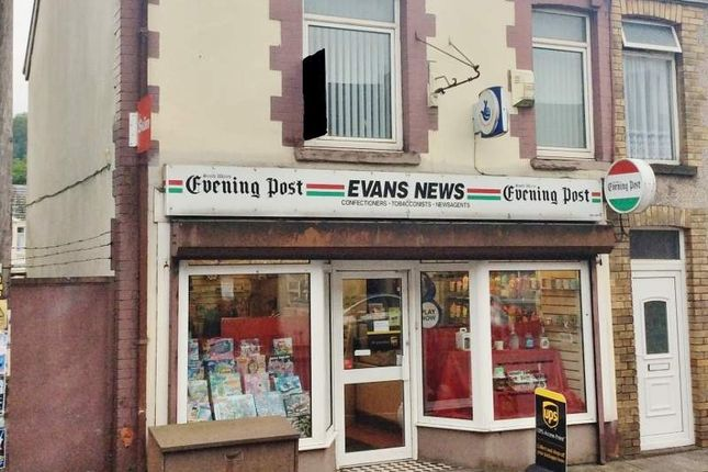 Retail premises for sale in High Street, Glynneath, Neath