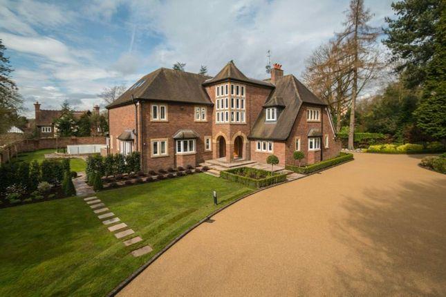 Thumbnail Detached house for sale in Devisdale Road, Bowdon, Altrincham