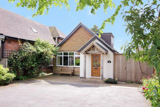 Thumbnail Detached bungalow for sale in Belper Road, Stanley Common, Ilkeston