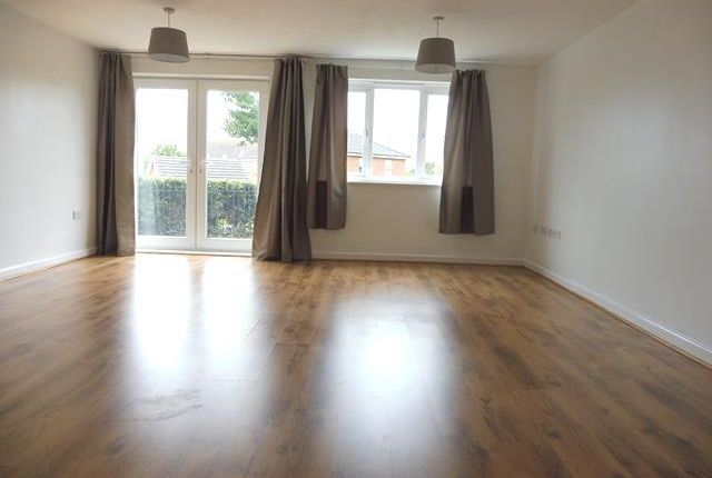 Thumbnail Flat to rent in Warren Court, Hampton Hargate, Peterborough