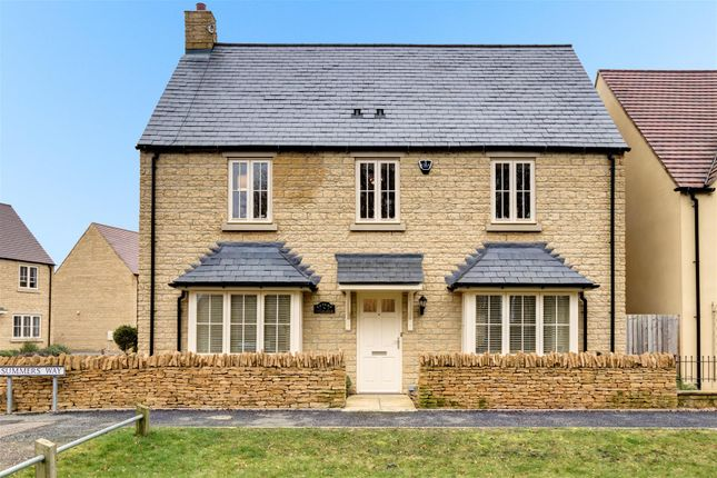 Thumbnail Detached house for sale in Summers Way, Moreton-In-Marsh