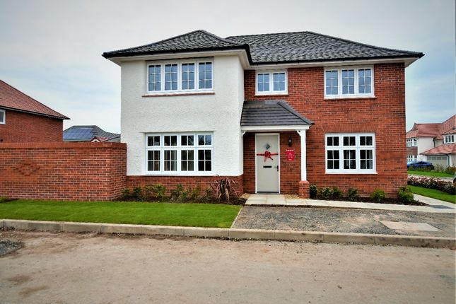 Thumbnail Detached house to rent in Apollo Grove, Chester