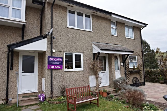 Thumbnail Terraced house for sale in Packs Close, Harbertonford