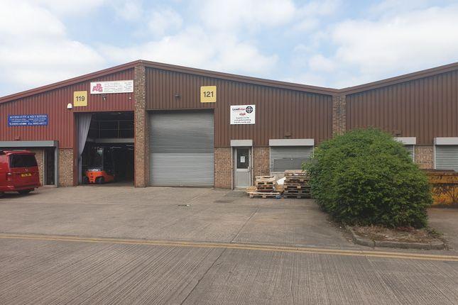 Thumbnail Industrial to let in Hoyle Street, Warrington