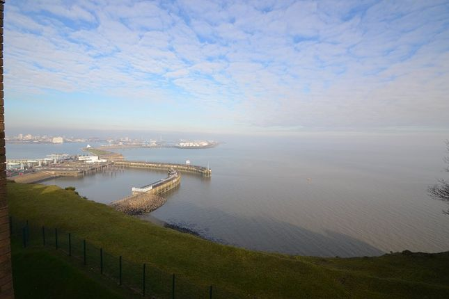 Thumbnail Maisonette for sale in Clwyd House, Northcliffe, Penarth, Vale Of Glamorgan