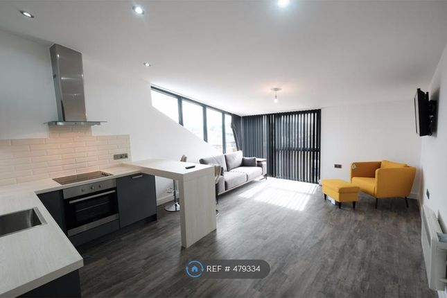 Thumbnail Flat to rent in Church Court, Preston