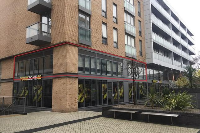 Thumbnail Office for sale in Victoria Parade, London