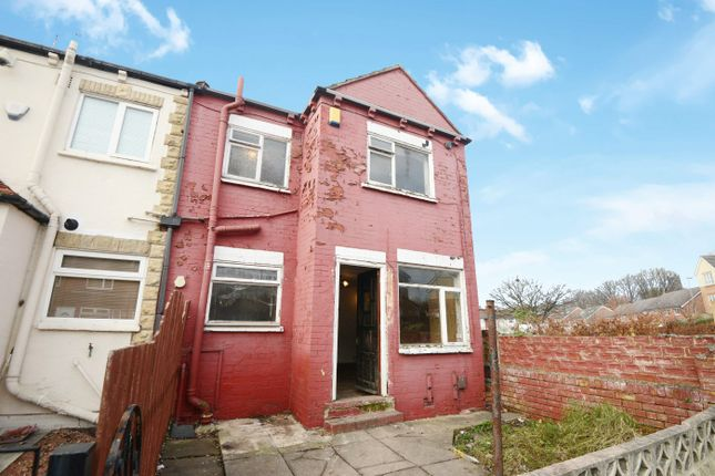 1 bed terraced house for sale in Roseneath Terrace, Leeds, West Yorkshire LS12