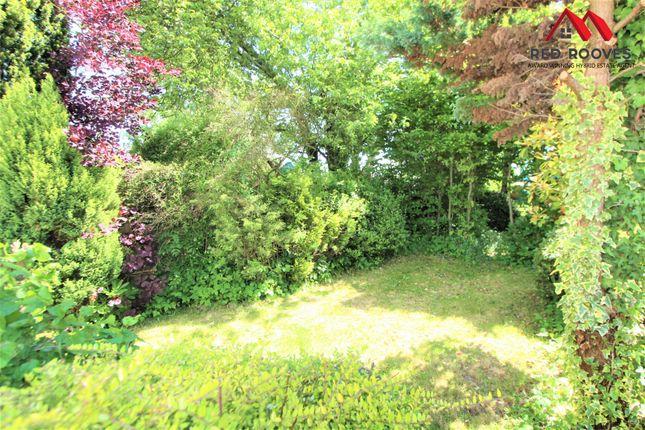 Front Garden of Garden Cottages, West Derby L12