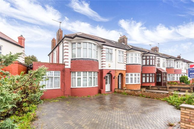 Thumbnail Semi-detached house for sale in Church Street, London
