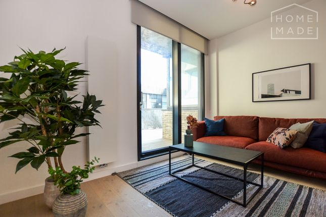 Thumbnail Studio to rent in Hill House, Archway