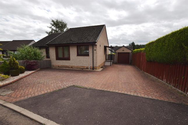 Thumbnail Semi-detached bungalow for sale in Knockard Place, Pitlochry