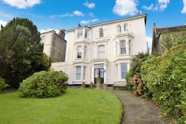 Thumbnail Flat for sale in Stratton Terrace, Falmouth