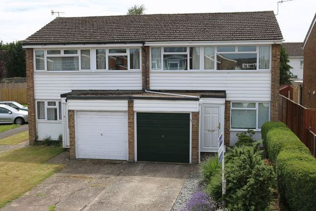 3 bed semi-detached house for sale in Cornfields, Godalming