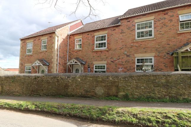 3 bed terraced house for sale in Blue Horse Court, Great Ponton, Grantham NG33