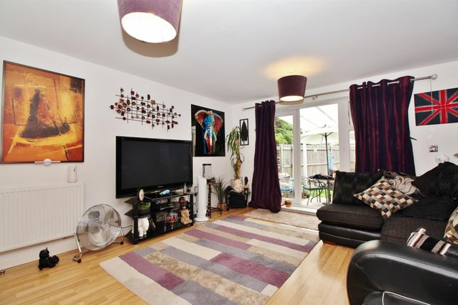 Thumbnail Town house for sale in Arethusa Place, High Street, Greenhithe