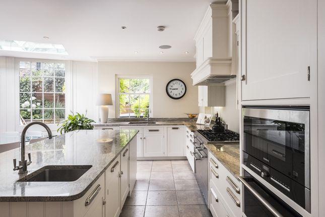Kitchen of Bedford Row, London SE1