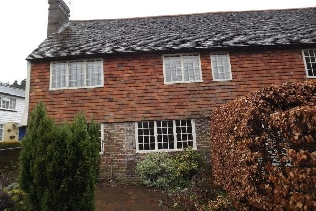 Thumbnail Property to rent in Sparrows Green, Wadhurst