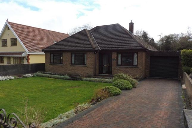 Thumbnail Detached bungalow for sale in Glan Road, Aberdare
