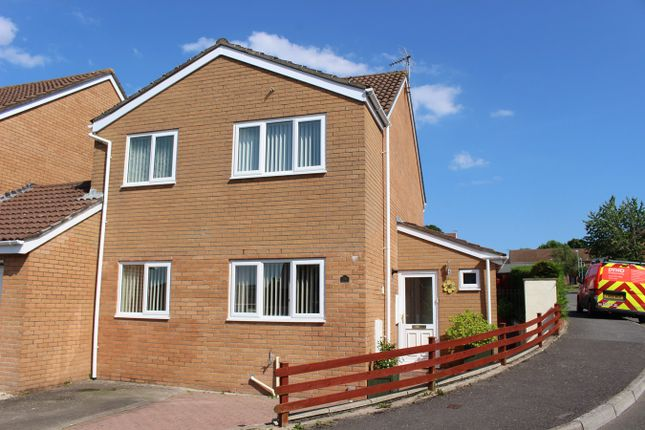 Thumbnail Link-detached house for sale in Church Meadow, Boverton, Llantwit Major