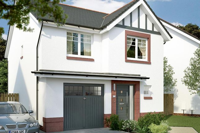 """Thumbnail Detached house for sale in """"The Ashbury"""" at Lochview Terrace, Gartcosh, Glasgow"""