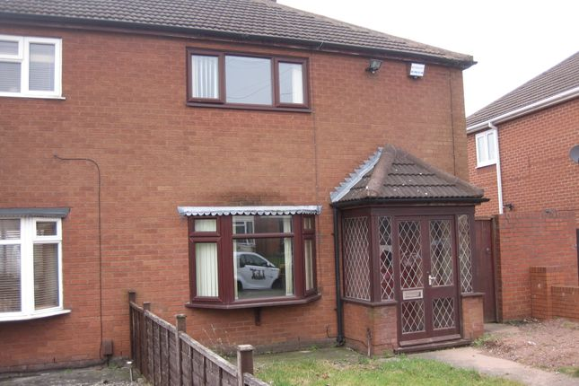 Thumbnail Semi-detached house to rent in Dudhill Road, Rowley Regis