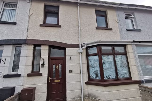 Thumbnail Property to rent in Waun Ganol Street, Caerphilly
