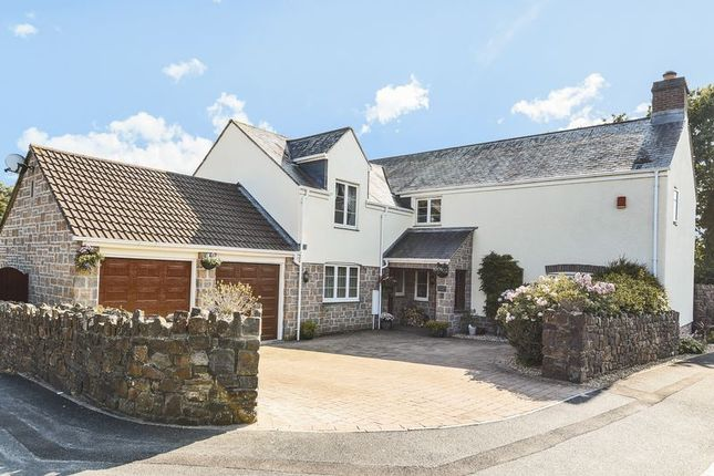 Thumbnail Detached house for sale in Charles Hankin Close, Ivybridge